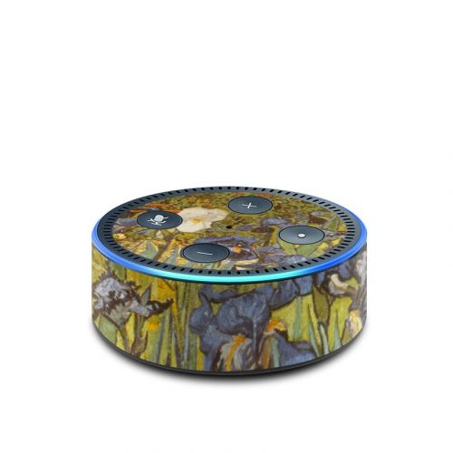 Irises Amazon Echo Dot 2nd Gen Skin