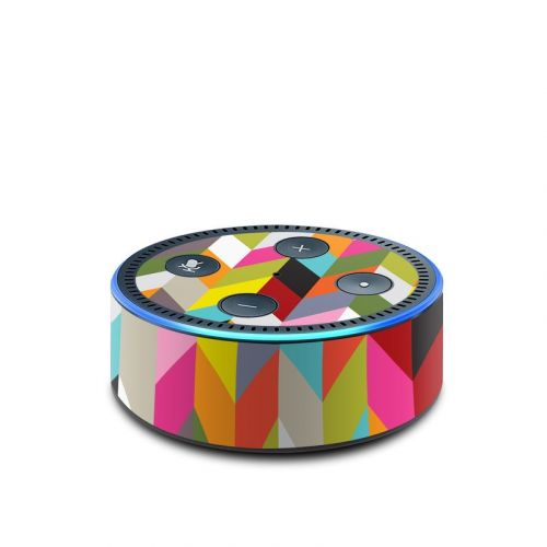 Ziggy Condensed Amazon Echo Dot 2nd Gen Skin