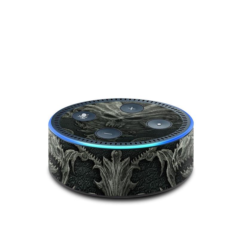 82129d792 Amazon Echo Dot 2nd Gen Skin design of Demon, Dragon, Fictional character,  Illustration