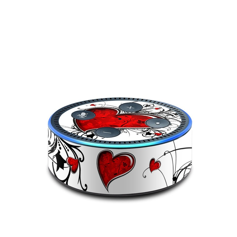 My Heart Amazon Echo Dot 2nd Gen Skin