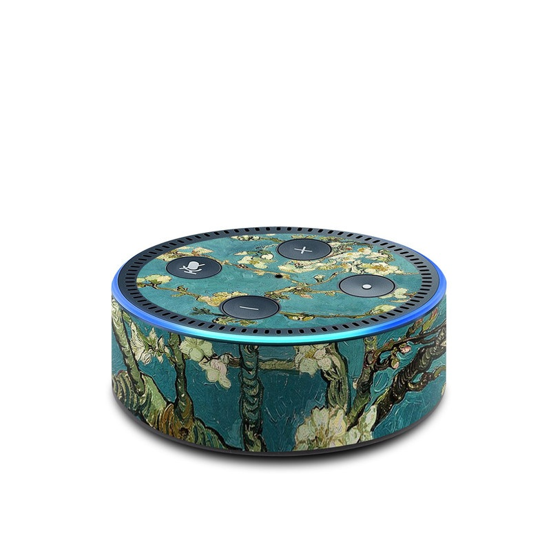Blossoming Almond Tree Amazon Echo Dot 2nd Gen Skin
