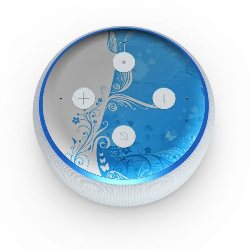 Blue Crush Amazon Echo Dot 3rd Gen Skin