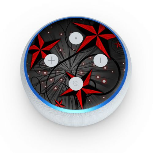 Chaos Amazon Echo Dot 3rd Gen Skin