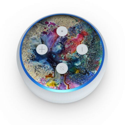 Cosmic Flower Amazon Echo Dot 3rd Gen Skin