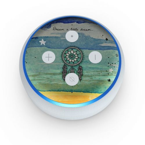 Dream A Little Amazon Echo Dot 3rd Gen Skin