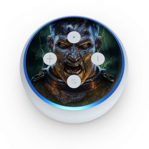 Frankenstein Amazon Echo Dot 3rd Gen Skin