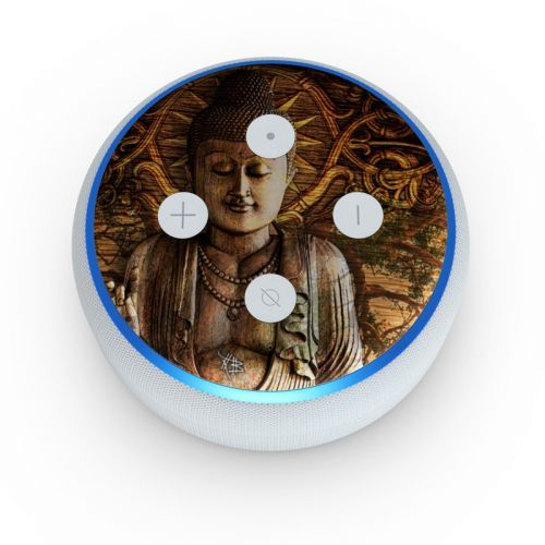 Intentional Bliss Amazon Echo Dot 3rd Gen Skin