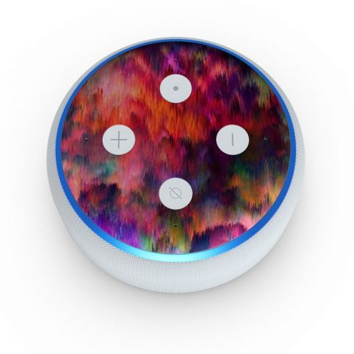 Sunset Storm Amazon Echo Dot 3rd Gen Skin