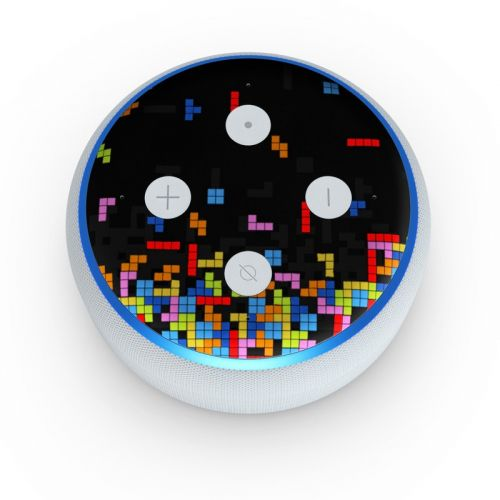 Tetrads Amazon Echo Dot 3rd Gen Skin