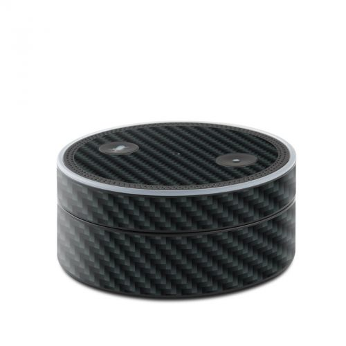 Carbon Amazon Echo Dot 1st Gen Skin