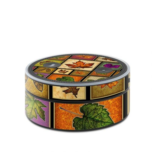 Fall Leaves Amazon Echo Dot 1st Gen Skin
