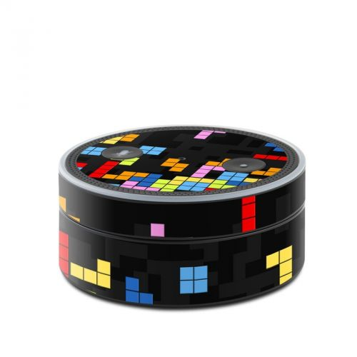 Tetrads Amazon Echo Dot Skin