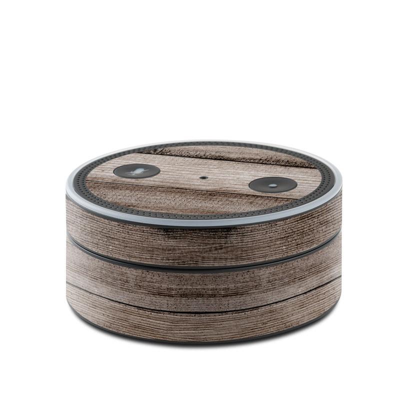 Barn Wood Amazon Echo Dot 1st Gen Skin