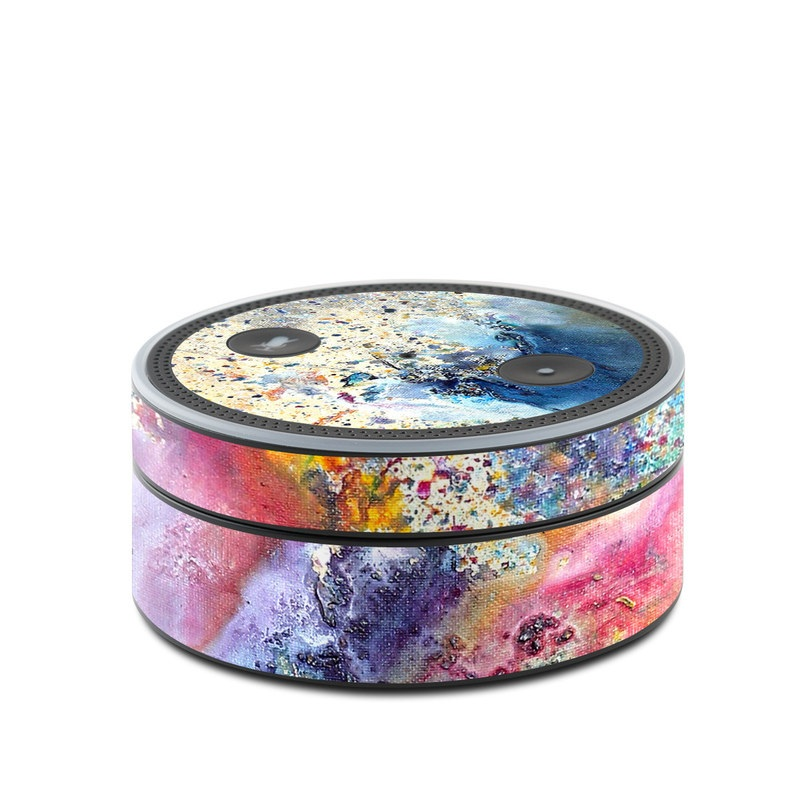 Cosmic Flower Amazon Echo Dot 1st Gen Skin