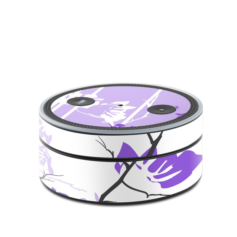 Violet Tranquility Amazon Echo Dot 1st Gen Skin
