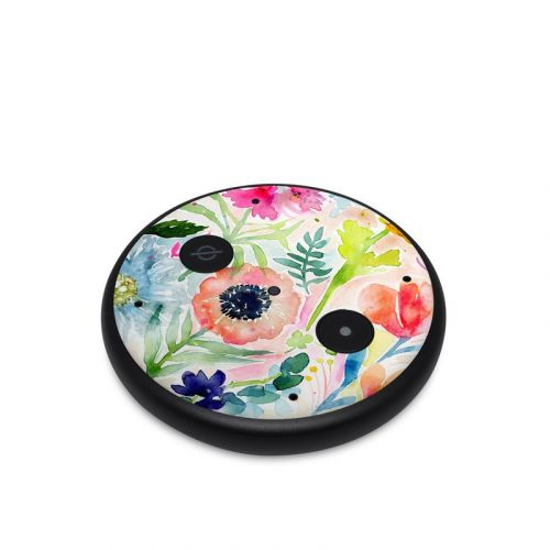 Loose Flowers Amazon Echo Input Skin