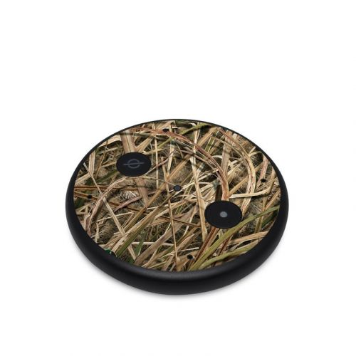 Shadow Grass Blades Amazon Echo Input Skin