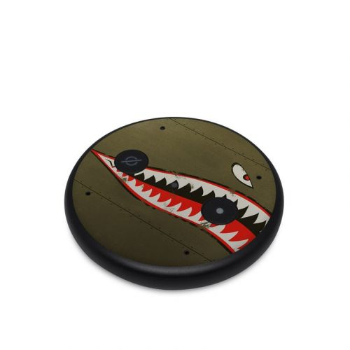 USAF Shark Amazon Echo Input Skin