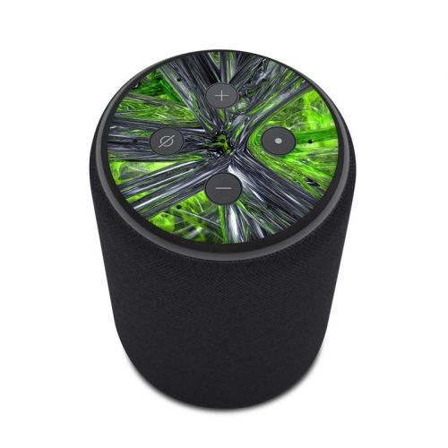 Emerald Abstract Amazon Echo Plus 2nd Gen Skin