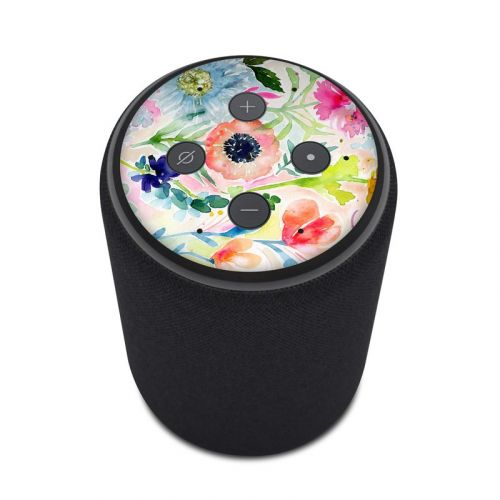 Loose Flowers Amazon Echo Plus 2nd Gen Skin