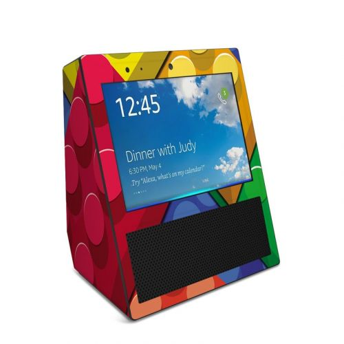Bricks Amazon Echo Show Skin