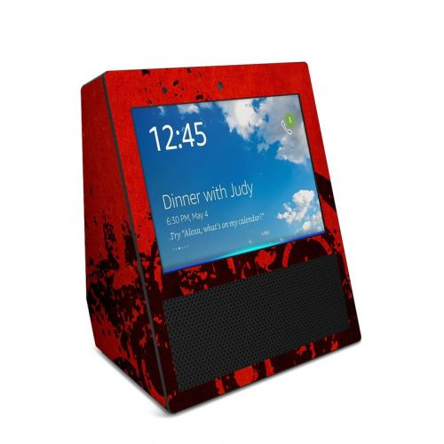 Bullseye Amazon Echo Show Skin