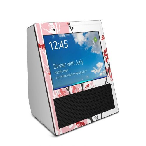 Pink Tranquility Amazon Echo Show Skin