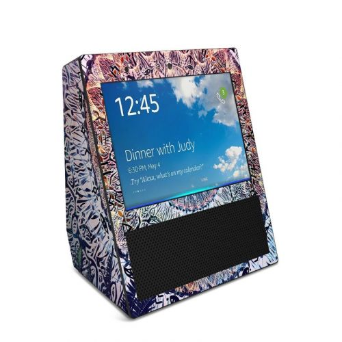 Waiting Bliss Amazon Echo Show Skin