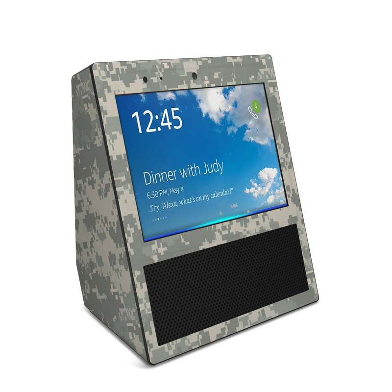 ACU Camo Amazon Echo Show Skin