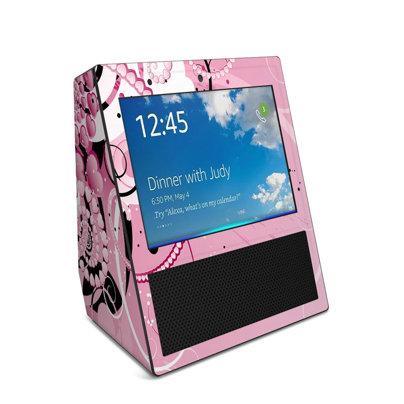 Her Abstraction Amazon Echo Show Skin