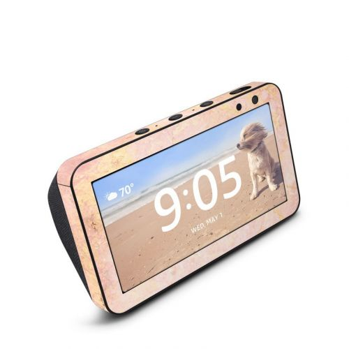 Rose Gold Marble Amazon Echo Show 5 Skin