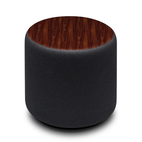 Dark Rosewood Amazon Echo Sub Skin
