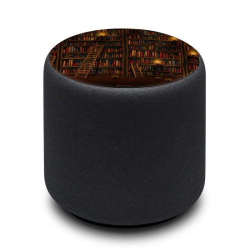 Library Amazon Echo Sub Skin