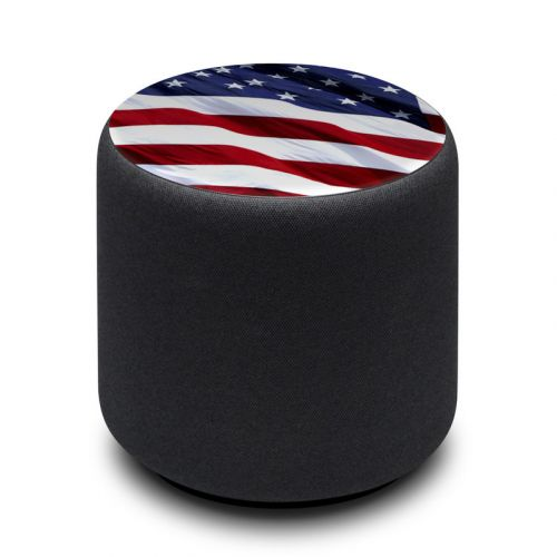 Patriotic Amazon Echo Sub Skin