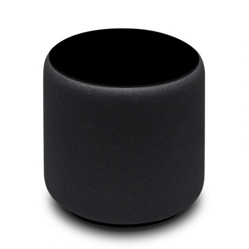 Solid State Black Amazon Echo Sub Skin
