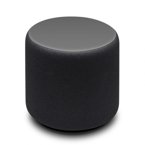 Solid State Grey Amazon Echo Sub Skin