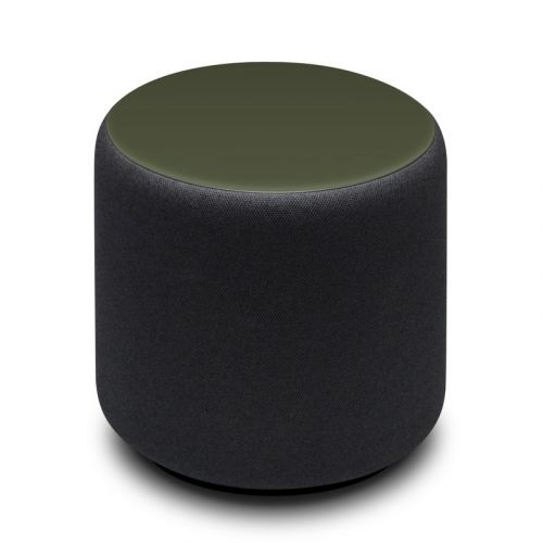 Solid State Olive Drab Amazon Echo Sub Skin