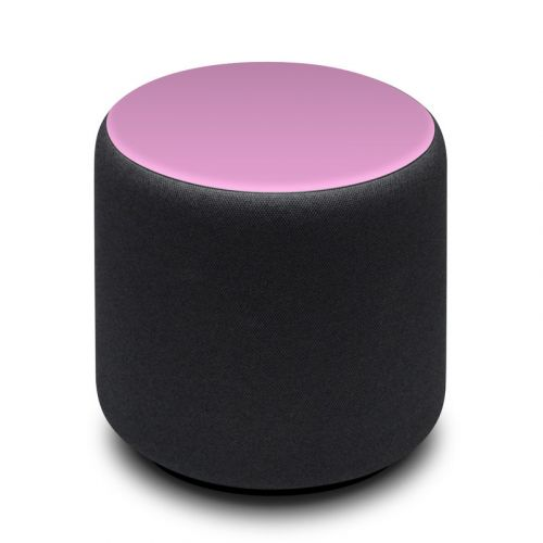Solid State Pink Amazon Echo Sub Skin