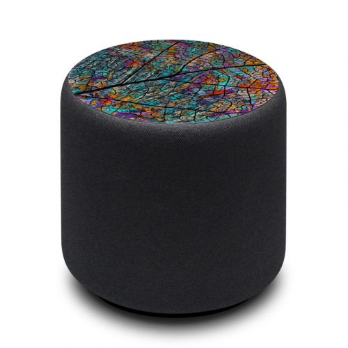 Stained Aspen Amazon Echo Sub Skin