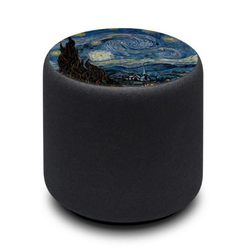 Starry Night Amazon Echo Sub Skin