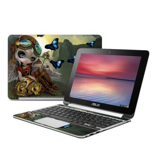 Clockwork Dragonling Asus Chromebook Flip C100 Skin