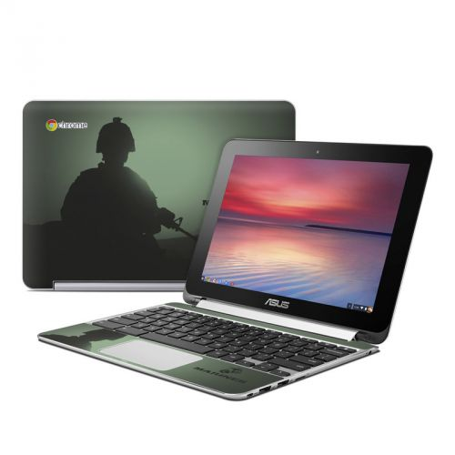 Night Vision Asus Chromebook Flip C100 Skin