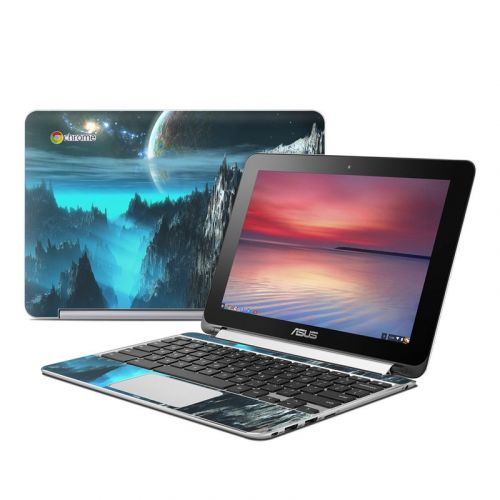 Path To The Stars Asus Chromebook Flip C100 Skin