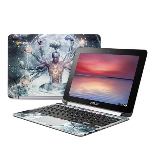 The Dreamer Asus Chromebook Flip C100 Skin
