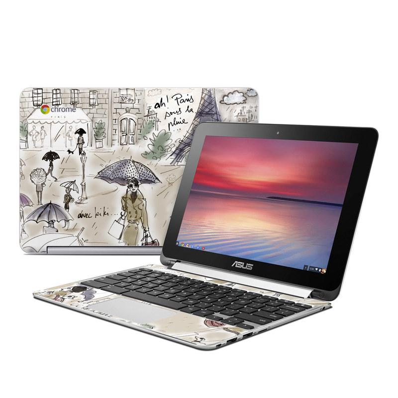 Ah Paris Asus Chromebook Flip C100 Skin