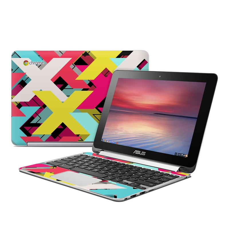 Baseline Shift Asus Chromebook Flip C100 Skin