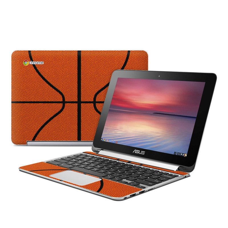 Basketball Asus Chromebook Flip C100 Skin