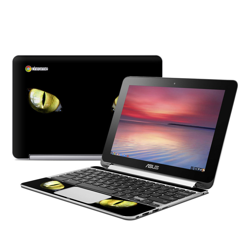 Cat Eyes Asus Chromebook Flip C100 Skin