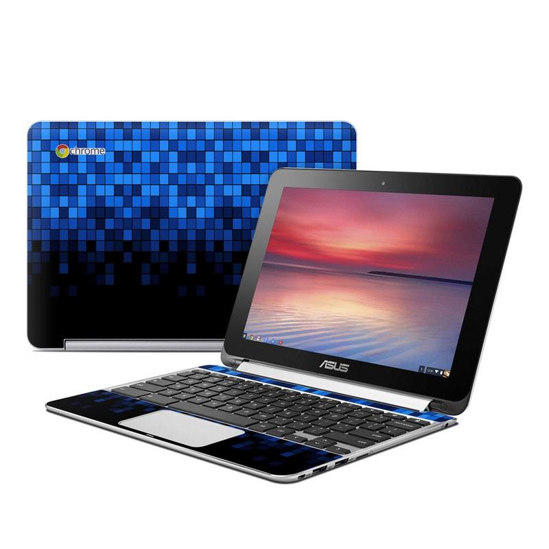 Dissolve Asus Chromebook Flip C100 Skin
