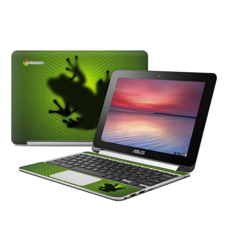 Frog Asus Chromebook Flip C100 Skin